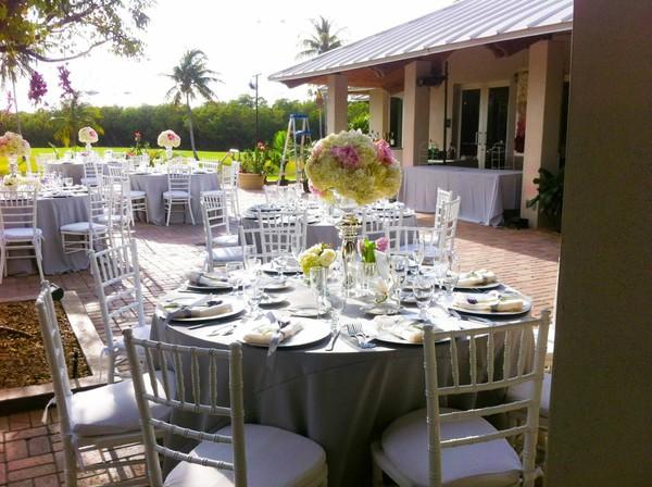 crandon park outdoor wedding 3