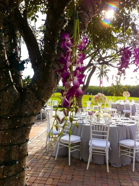 crandon park outdoor wedding 4