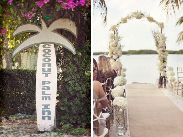coconut palm inn weddings
