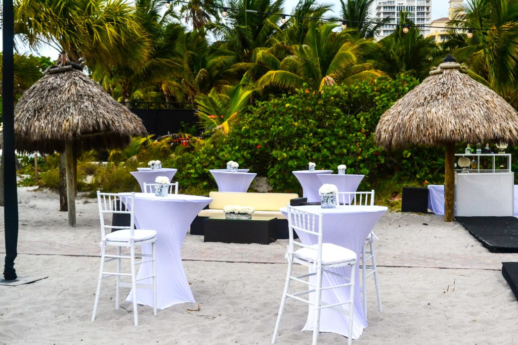 Key Biscayne Beach Club Parties By Pat Inc